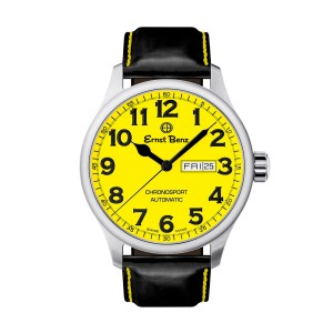 Ernst Benz ChronoSport GC40219 44mm Mens Watch