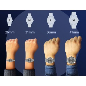 Rolex Datejust 36MM Steel Watch with 3.05Ct Diamond Bezel/Pink Pearl Diamond Dial