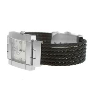 Ladies' Charriol Celtic Ref. CELM Cable Knit Band Quartz 25MM Watch