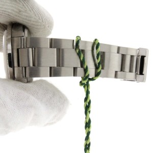 Rolex Datejust Midsize 31MM Jubilee Arabic Dial Steel Watch w/Diamond Bezel 68240