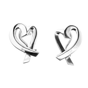 Tiffany & Co. Loving Heart Earrings