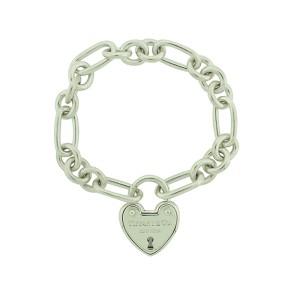 Lock Heart Bracelet