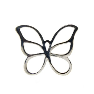 Tiffany & Co. Butterfly Pendant