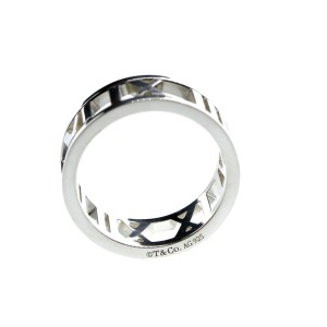 Tiffany & Co. Open Atlas Ring