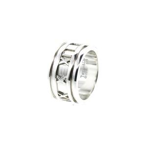 Tiffany Co Mens Atlas Wide Ring Buy At Truefacet