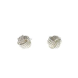 Tiffany & Co. Twist Knot Earrings