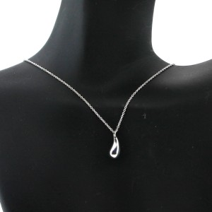Tiffany & Co. Teardrop Pendant Necklace