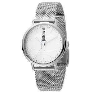 Just Cavalli Women's CFC Silver Dial Stainless Steel Watch