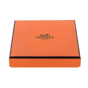 Hermes Powder Blue Enemal H Clic Clac Bracelet