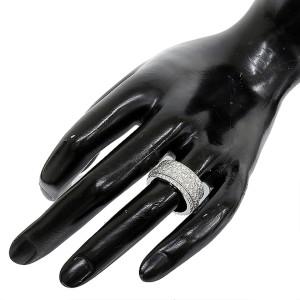 Piaget 18k White Gold Ring US Size 5.25