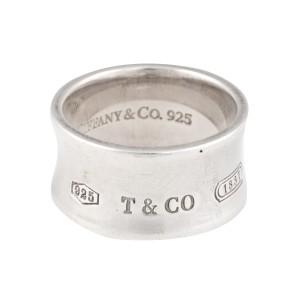 ef095f55d Tiffany & Co. Sterling Silver 1837 Ring Size 9 | Tiffany & Co. | Buy ...
