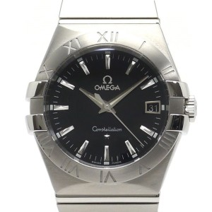 Omega Constellation 123.10.35.60.01.001 35mm Mens Watch