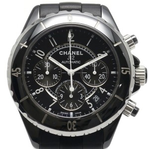 Chanel J12 Chronograph H0939 41mm Mens Watch