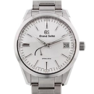 Seiko Grand Seiko 9R Spring drive SBGA299(9R65-0BM0) 40mm Mens Watch