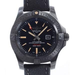 Breitling Avenger Blackbird V173B12MMA 48mm Mens Watch