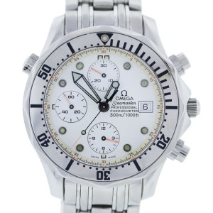 Omega Seamaster Professional Chronograph 41mm Watch