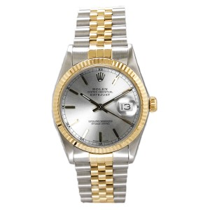 Rolex Datejust 16013 36 mm Mens Watch