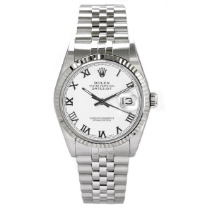 Rolex Datejust 16014 36 mm Mens Watch