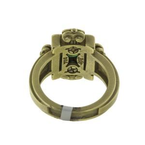 Kieselstein Cord 18k Yellow Gold Emerald Ring