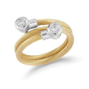 I.Reiss Wrap-around Wire Ring