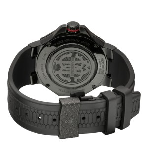 Roberto Cavalli Black Black Rubber RV1G038P0036 Watch