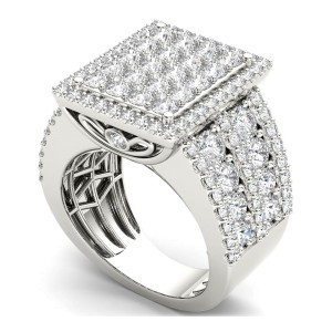 4ct TDW Diamond Fashion Ring In 10K