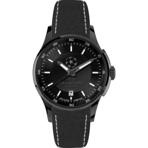 Jacques Lemans U35H UEFA Watch
