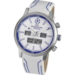 Jacques Lemans U40B UEFA Champions League Mens Watch