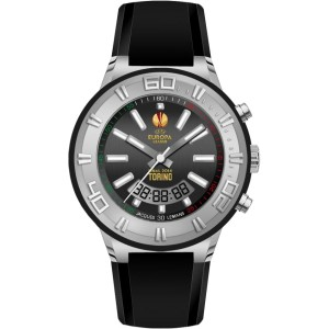 Jacques Lemans U50A Uefa Europa League Final Silicone 45mm Mens Watch 2014