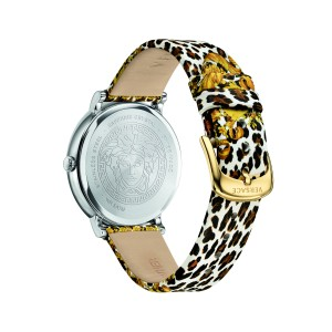 Versace V-Circle-The Manifes White 38MM VBP120017