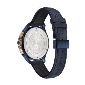 Versace Glaze Blue 44MM VEBJ00318