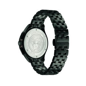 Versace Glaze Black 44MM VEBJ00618