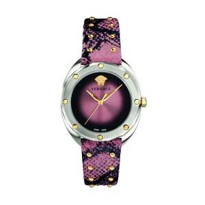 Versace Shadov Pink 38MM VEBM00818