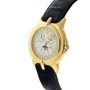 Bertolucci BRT 1 18K Yellow Gold Automatic Mens Watch