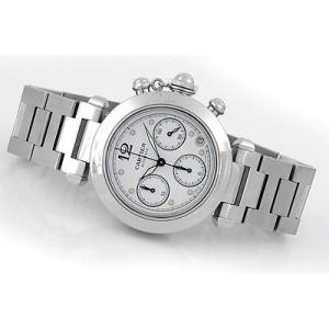 Cartier Pasha 2412 36mm Mens Watch