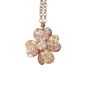 Van Cleef & Arpels Diamond Cosmos Necklace