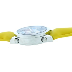 Jacob & Co. Five Time Zone Diamond-Accented Multi-Colored Unisex Watch