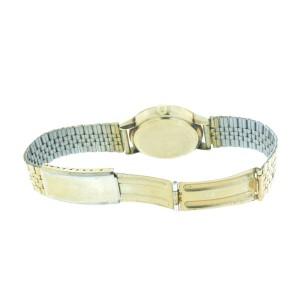 Vintage Omega Tiffany & Co. 35mm Gold Tone Watch