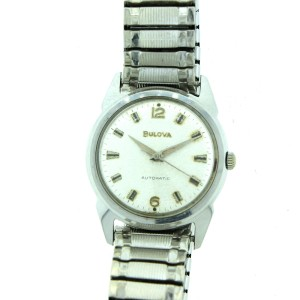 Bulova Elgin 30mm Stretchable Band Watch