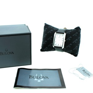 Bulova 96B117 C877616 32mm Watch
