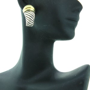David Yurman Shrimp Earrings
