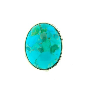 Barse Turquoise Sterling Silver Ring