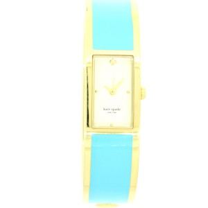 Kate Spade New York 1YRU0051 Turquoise Carousel Watch