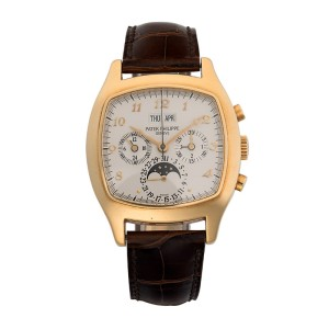 Patek Philippe Grand Complications 5020J 37mm Mens Watch