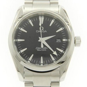 Omega Seamaster 2518 50 Stainless Steel 36mm Mens Watch