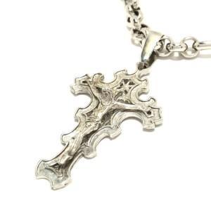 DOLCE & GABBANA Rosario Silver Necklace