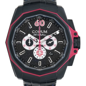 Corum Admirals AC1-45 Chronograph America's USA Mens 45mm Watch