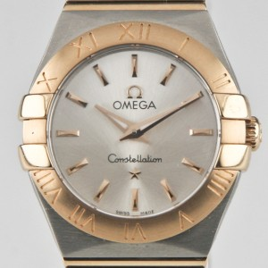 Omega Constellation 123.20.24.60.02.001 24mm Womens Watch