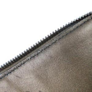 Intrecciato Leather Satchel