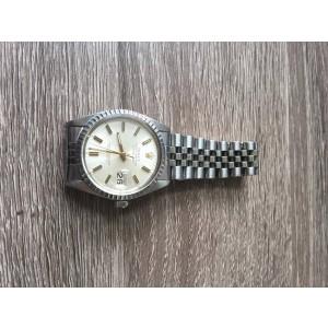 Rolex Datejust Oyster Perpetual Stainless Steel 36mm Watch
